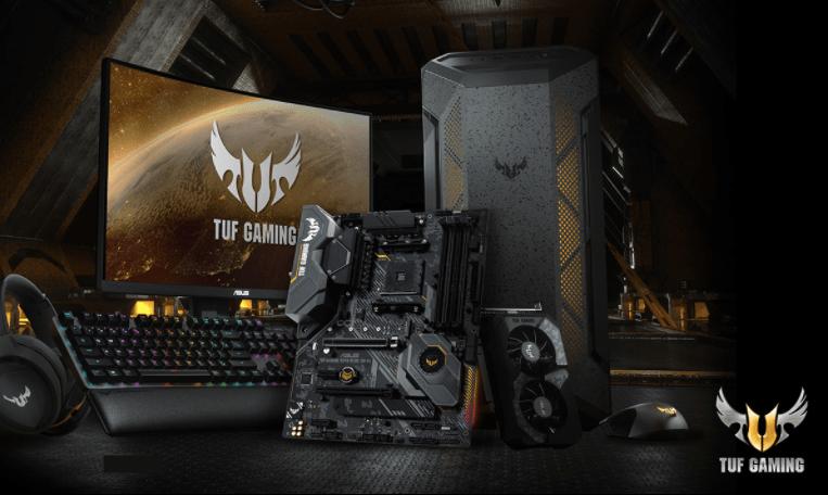 ASUS revela el nuevo logotipo de TUF Gaming - antiguo-logo-tuf-gaminh