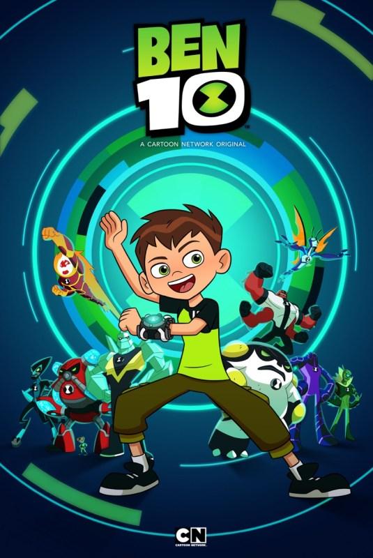 Programación de Cartoon Network: Septiembre 2020 - ben-10
