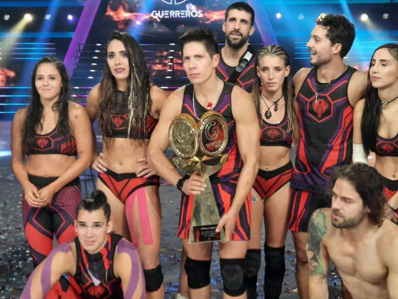 Cobras los ganadores de Guerreros 2020 - cobras-ganador-guerreros