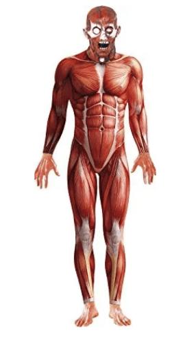 Productos raros que se venden en Mercado Libre - disfraz-de-anatomia