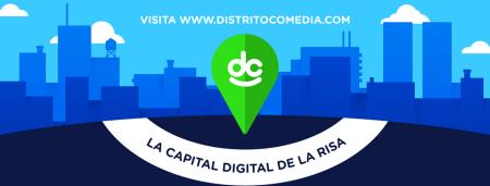 Distrito Comedia estrena nuevo sitio web