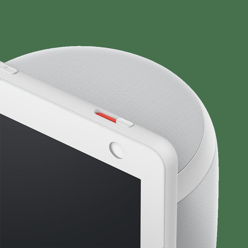 Nuevos Echo, Echo Dot y Echo show 10: diseños renovados y calidad de audio mejorada - echoshow10privacidad