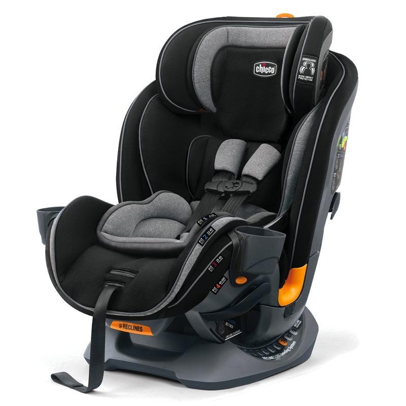 Fit4 de Chicco, asiento de auto convertible cuatro en uno, para que los menores viajen seguros - fit4-de-chicco