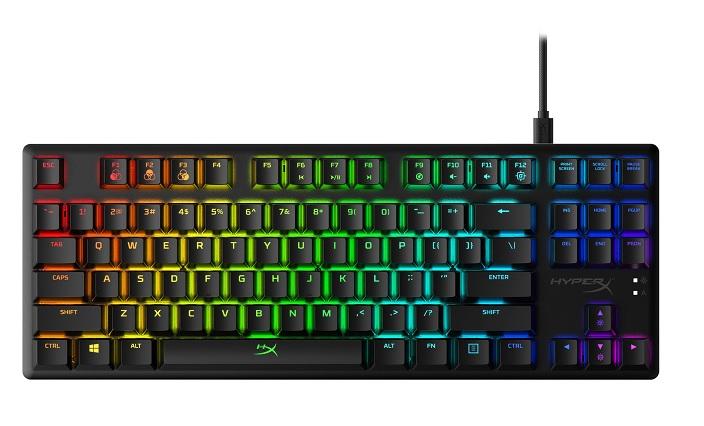 Todo lo que necesitas para armar tu PC Gamer entry level - hyperx-alloy-origins-core