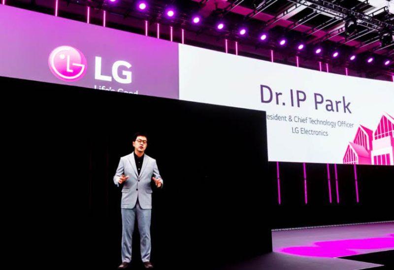 LG presenta en el marco del IFA 2020 su visión para el futuro de la vida en casa - ifa-2020-lg-800x548