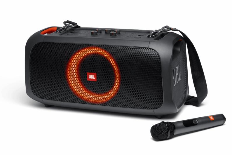 IFA 2020: Nueva gama en auriculares y altavoces JBL y Harman Kardon - jbl-partybox-on-the-go