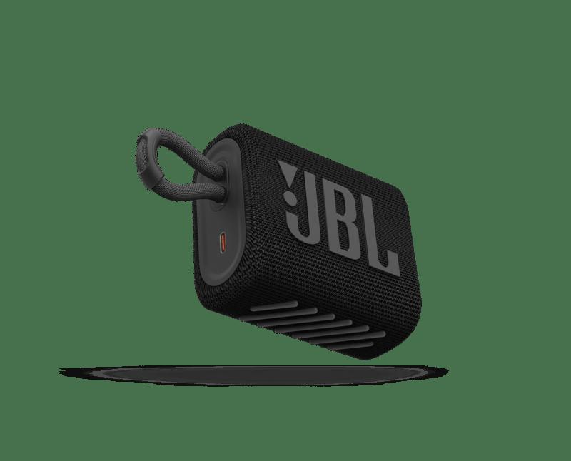 IFA 2020: Nueva gama en auriculares y altavoces JBL y Harman Kardon - jbl_go3_black