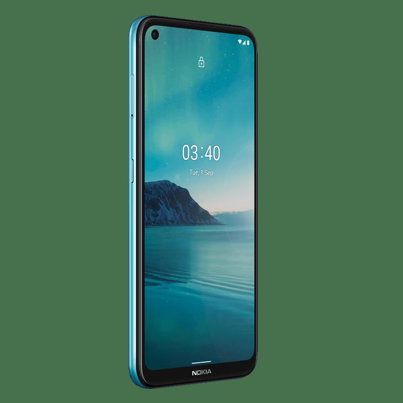 Nuevos smartphones: Nokia 3.4 y Nokia 2.4 ¡conoce sus características! - nokia_3-4_fjord