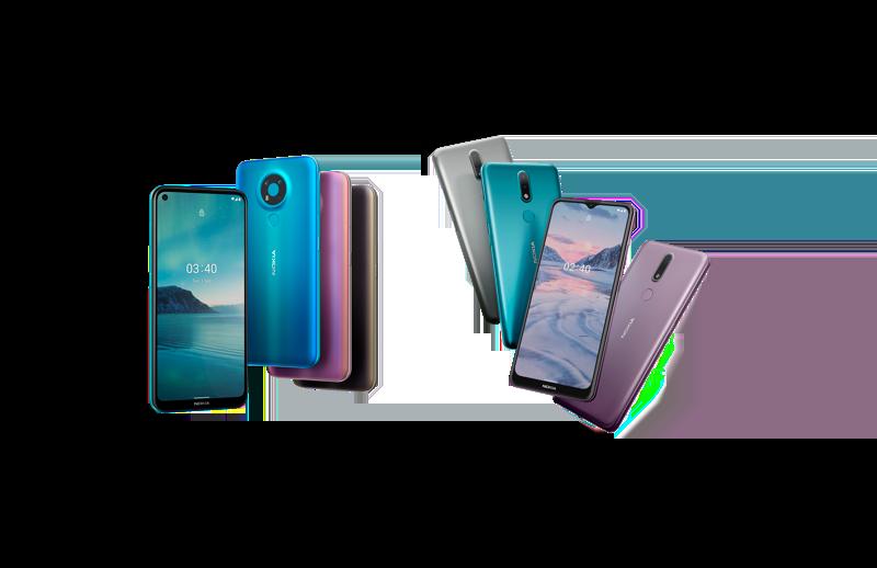 Nuevos smartphones: Nokia 3.4 y Nokia 2.4 ¡conoce sus características! - nokia_3-4_nokia_2-4-800x518