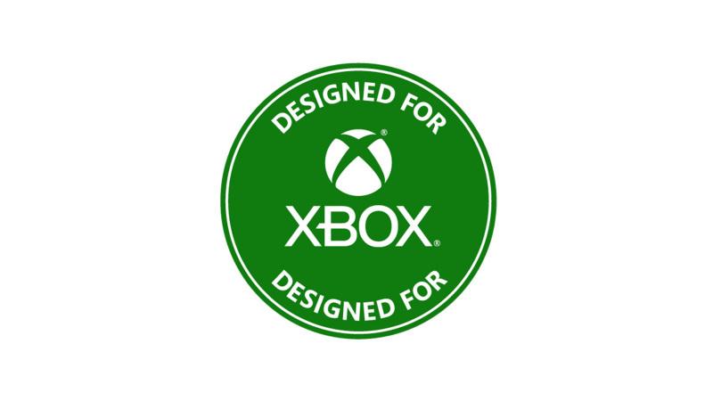 Designed for Xbox: Nuevo diseño y compatibilidad ininterrumpida - nuevo_sello_designed_for_xbox
