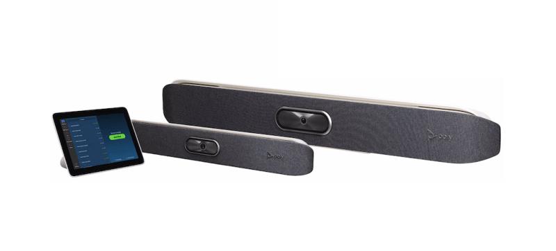 Poly lanza Studio X30 y X50, unidades de video para contrarrestar los nuevos retos educativos y laborales - poly-studio-x30-x50-video-800x362