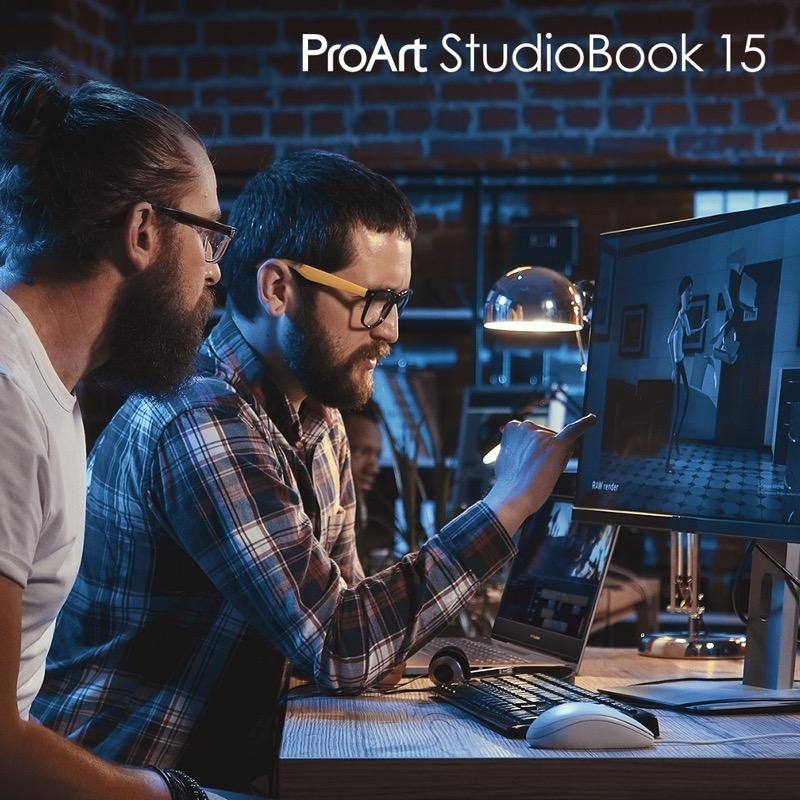 Nueva línea de laptops ASUS ProArt StudioBook para creadores de contenido - proart_studiobook_15_h500_scenario