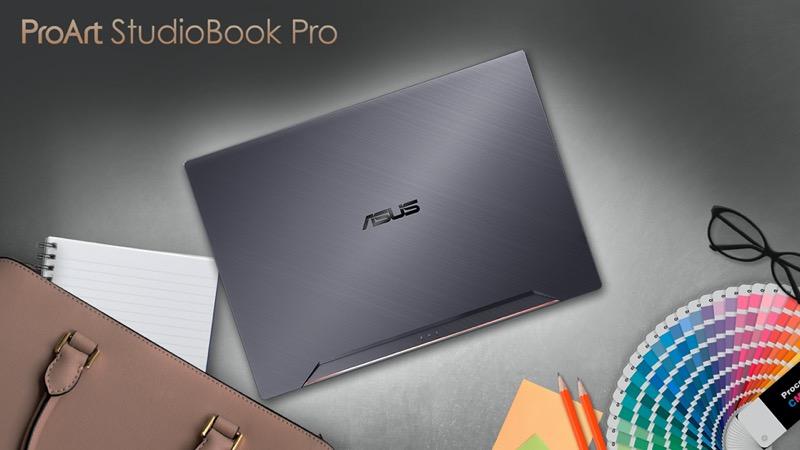 Nueva línea de laptops ASUS ProArt StudioBook para creadores de contenido - proart_studiobook_pro_17_w700_compact