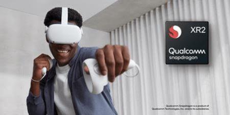 Oculus Quest 2 con tecnología Qualcomm Snapdragon XR2 Platform
