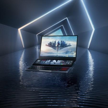 Zephyrus Duo 15, la laptop con doble pantalla para gaming llega a México