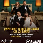 """Schitt's Creek"" la multi premiada y aclamada serie de comedia"