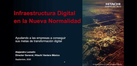 Hitachi Vantara impulsa la Transformación Digital