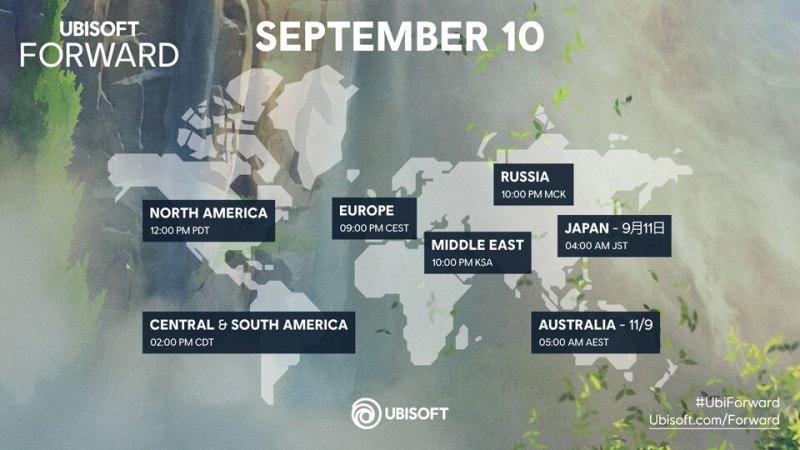 Conoce todos los detalles acerca de Ubisoft Forward - ubisoft-forward-800x450