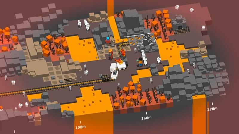 Unrailed! a toda máquina hacia su lanzamiento en consolas y PC el 23 de septiembre - unrailed-800x450