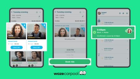 Lo nuevo de Waze para evitar el tráfico