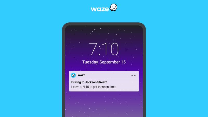 Lo nuevo de Waze para evitar el tráfico - waze_traffic_notifications