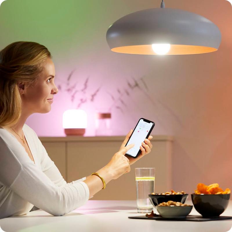 WiZ, nuevo sistema de iluminación inteligente llega a México - wiz-iluminacion-inteligente-hogar-800x800