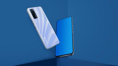 ZTE presenta Axon 20 5G, el primer smartphone con cámara debajo de la pantalla