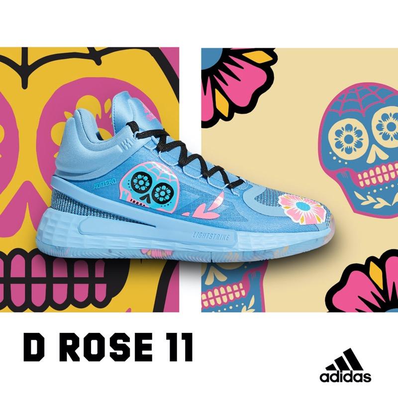 """adidas presenta su colección """"Día de Muertos"""" para honrar y celebrar las tradiciones Mexicanas - adidas-d-rose-11-dia-de-muertos-1"""
