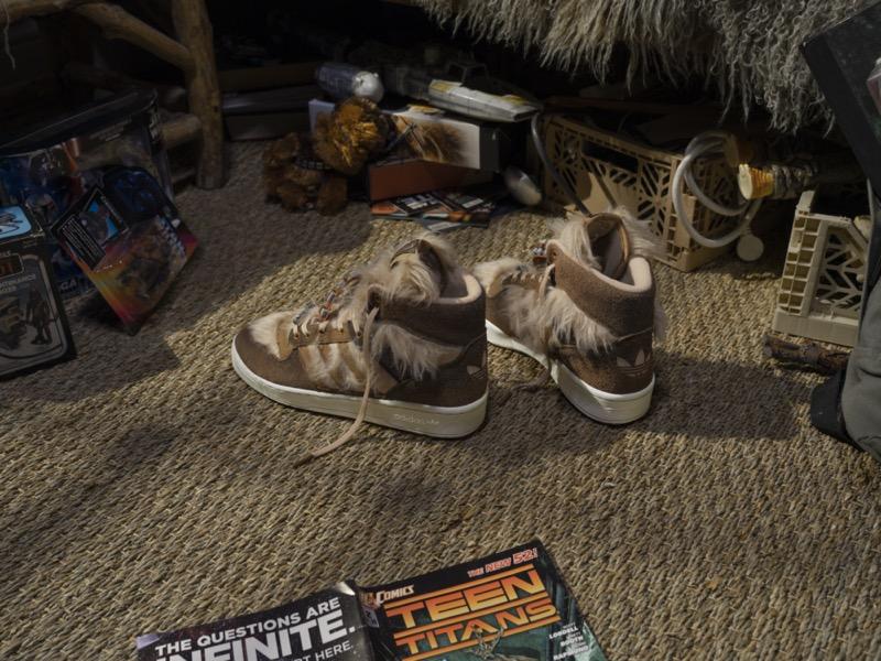 adidas y Star Wars presentan el cuarto drop: Chewbacca - adidas_star_wars_chewbacca_1-800x600