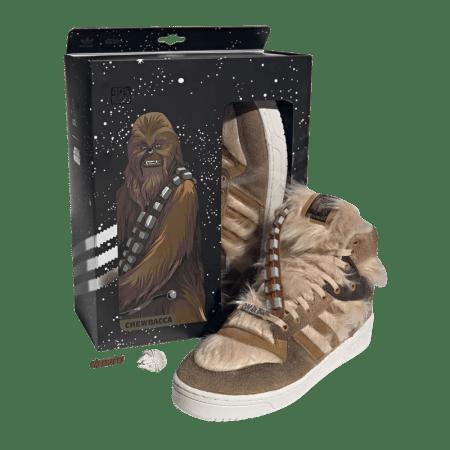 adidas y Star Wars presentan el cuarto drop: Chewbacca