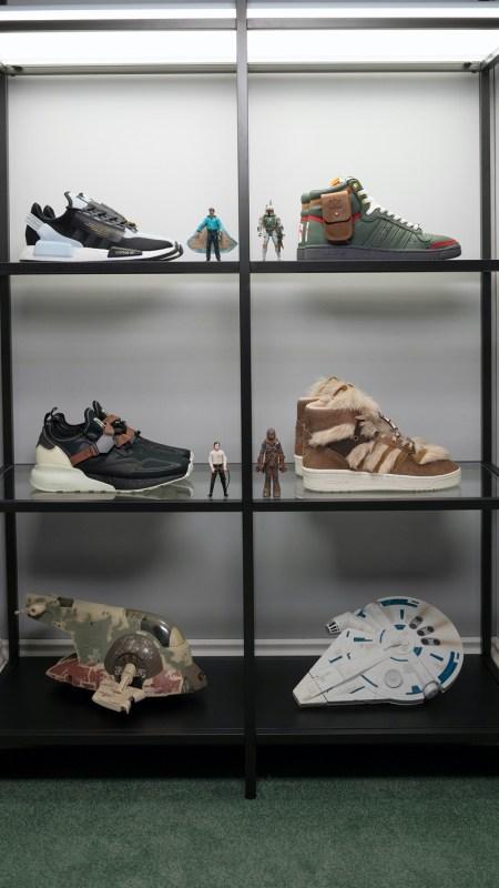 adidas y Star Wars presentan el cuarto drop: Chewbacca - adidas_star_wars_chewbacca_2-450x800
