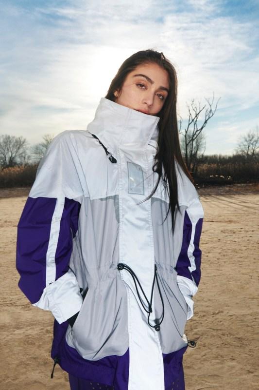 adidas by Stella McCartney campaña diseñada por y para mujeres agentes de cambio - adidas_stella_mccartney_lourdes-leon_winter-capsule_2