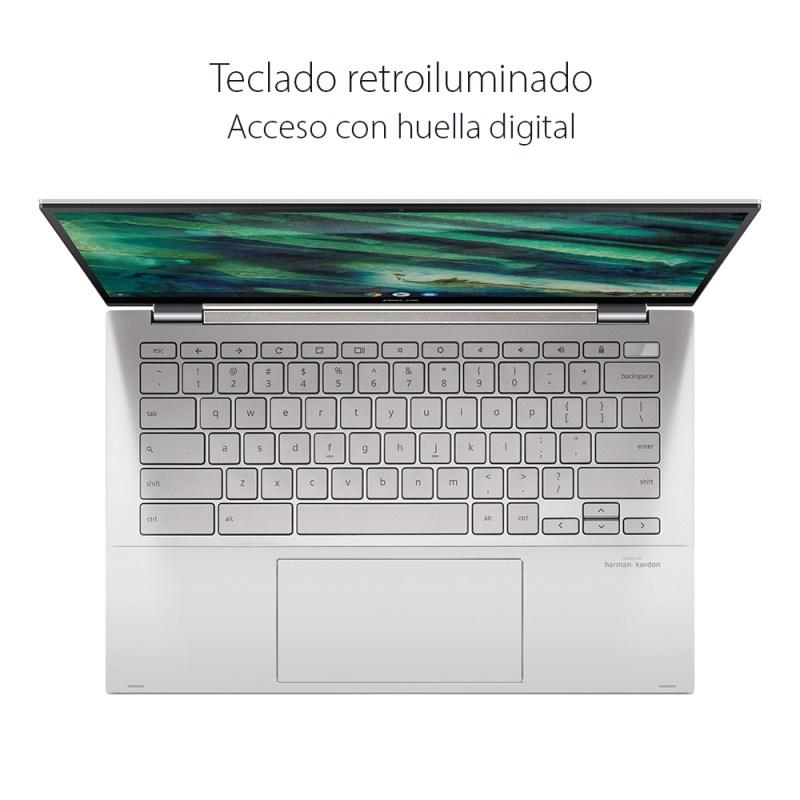 Nueva laptop ASUS Chromebook Flip C436 ¡conoce sus características! - asus_chromebook_flip_c436_laptop_1