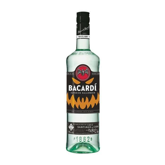 "Bacardí lanza su botella edición Halloween: ""Glow In The Dark"" - bacardi-botella-edicion-halloween"