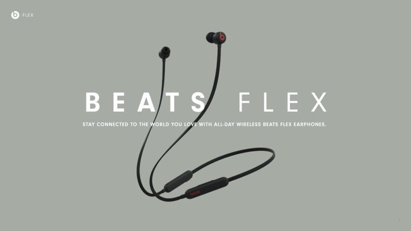 Nuevos Beats Flex con tecnología de Apple de Beats by Dr. Dre - beats-flex_black