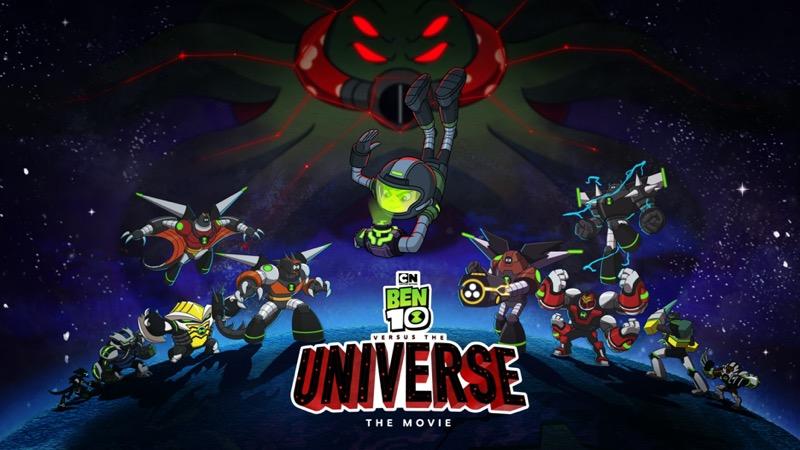 ¡Ben 10 versus El Universo: La Película llega a Cartoon Network! - ben-10-versus-el-universo-la-pelicula-cartoon-network