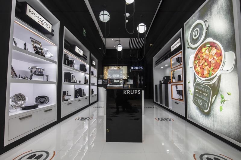 KRUPS apertura su primera boutique en México para los amantes del café y la cocina - boutique-krups-_-palacio-de-hierro-centro-coyoacan-2