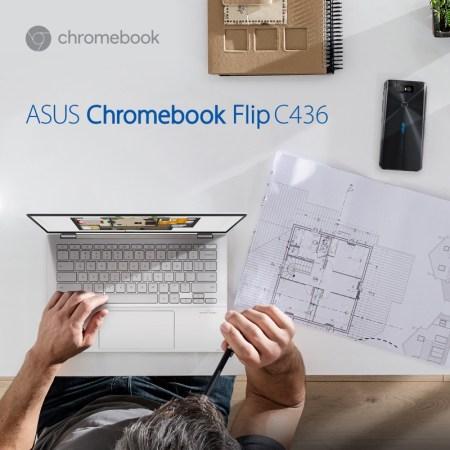 Nueva laptop ASUS Chromebook Flip C436 ¡conoce sus características!
