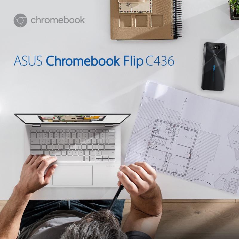 Nueva laptop ASUS Chromebook Flip C436 ¡conoce sus características! - chromebook_flip_c436_