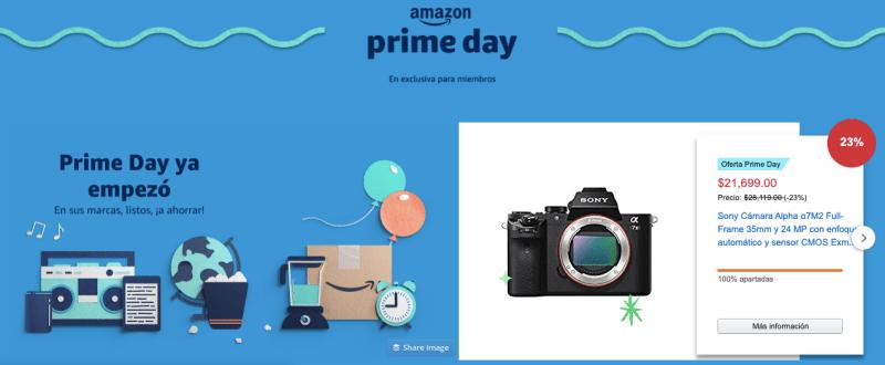 Estos son los descuentos del Prime Day este 13 y 14 de octubre - descuentos-prime-day