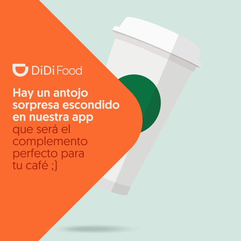 DiDi Food, Starbucks y Spotify brindarán unas experiencia únicas - didi-food-starbucks_1-800x800