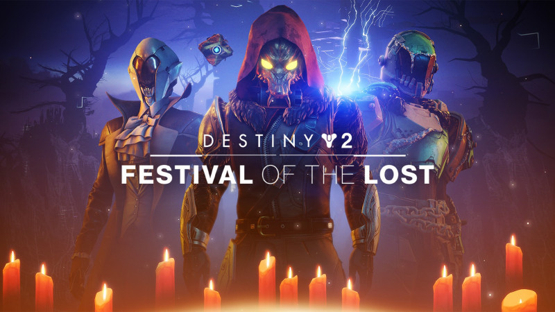 Evento Festival of the Lost de Destiny 2 disponible por tiempo limitado - festival-of-the-lost-destiny-2-800x450