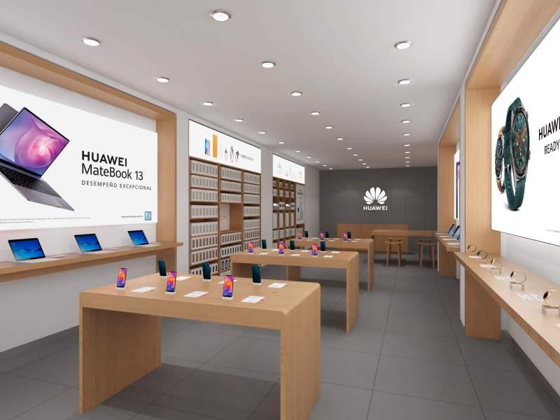Huawei anuncia la apertura de 12 nuevas tiendas en la República Mexicana - huawei-experience-store