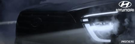Hyundai México muestra un adelanto de la nueva Creta 2021