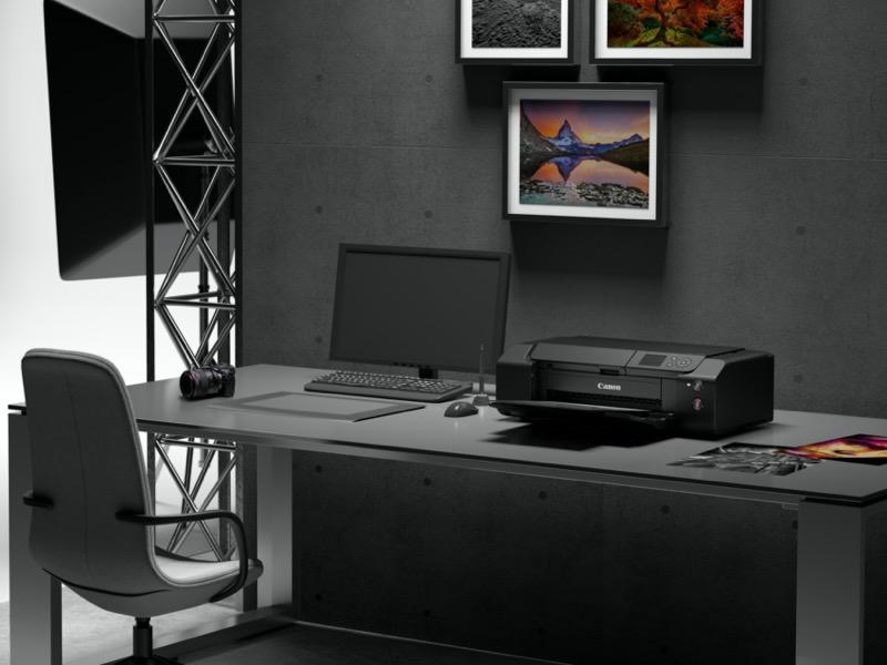 Nueva impresora Canon PRO-300 de alta calidad fotográfica - impresora_alta_calidad_pro-300-3_canon