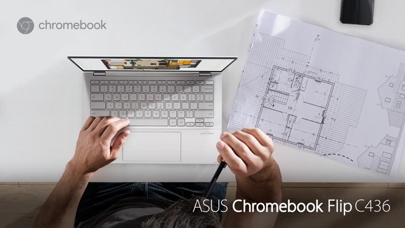 ASUS Chromebook Flip C436, equipo elegante, minimalista y se transforma en modo Tablet - laptop_asus_chromebook_flip_c436_