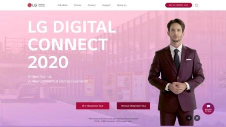 LG Digital Connect 2020, explora la tecnología más avanzada de señalización digital
