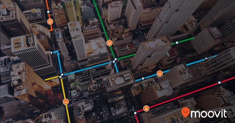 Huawei sumó la aplicación Moovit a AppGallery para México - moovit-app-huawei-800x420