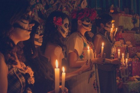 Actividades para celebrar día de muertos sin salir de casa