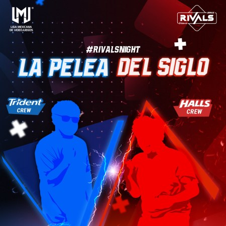 Rivals 2020 ¡La pelea del siglo entre dos de los mejores pro players de México!